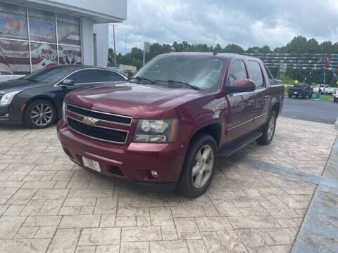 2008 Chevrolet Avalanche for sale at Tim Short Auto Mall in Corbin KY