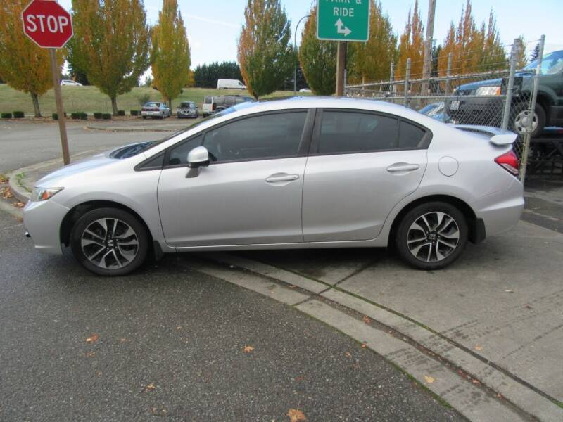2013 Honda Civic for sale at Car Link Auto Sales LLC in Marysville WA
