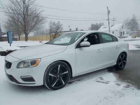 2016 Volvo S60 for sale at Manchester Motorsports in Goffstown NH