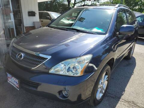 2006 Lexus RX 400h for sale at New Wheels in Glendale Heights IL