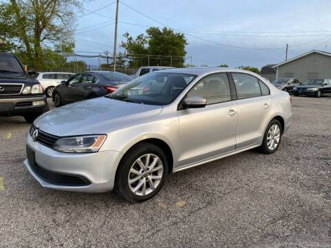 2012 Volkswagen Jetta for sale at Queen City Classics in West Chester OH