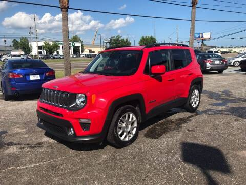 2019 Jeep Renegade for sale at Advance Auto Wholesale in Pensacola FL