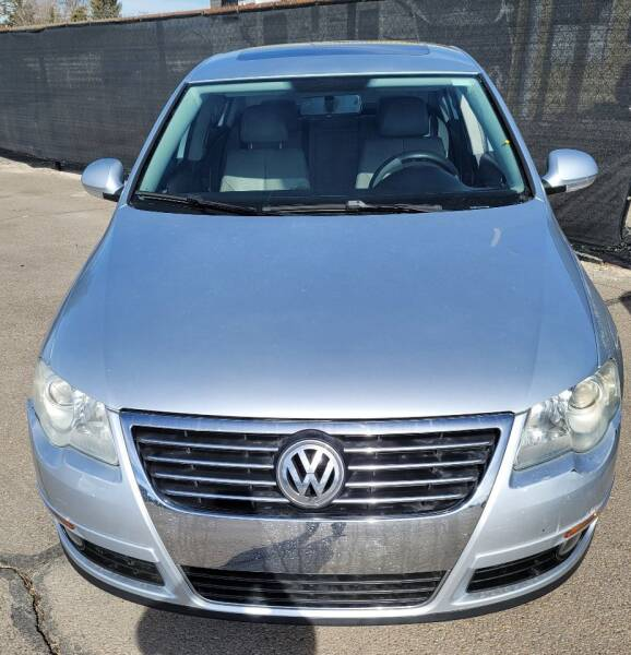 2007 Volkswagen Passat for sale at G.K.A.C. in Twin Falls ID