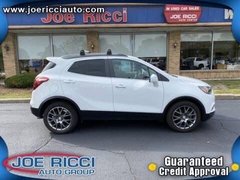 2019 Buick Encore for sale at JOE RICCI AUTOMOTIVE in Clinton Township MI