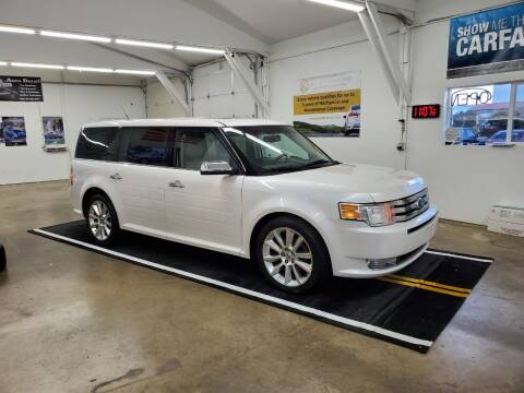 2011 Ford Flex for sale at McMinnville Auto Sales LLC in Mcminnville OR