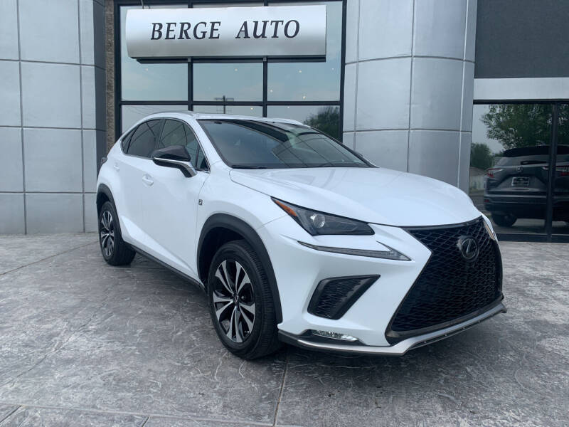 2018 Lexus NX 300 for sale at Berge Auto in Orem UT