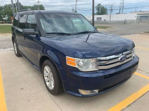2012 Ford Flex for sale at City Auto Sales in Roseville MI