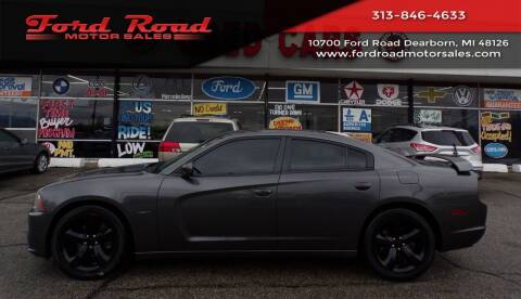 2014 Dodge Charger for sale at Ford Road Motor Sales in Dearborn MI