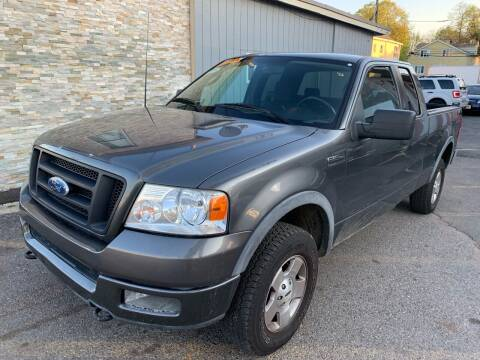 2005 Ford F-150 for sale at MFT Auction in Lodi NJ