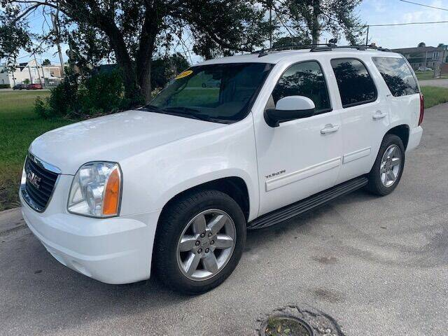 2012 GMC Yukon for sale at VC Auto Sales in Miami FL