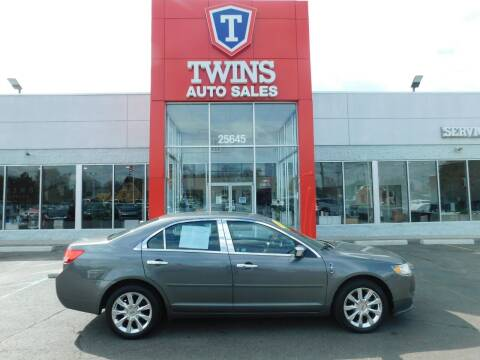 2012 Lincoln MKZ for sale at Twins Auto Sales Inc Redford 1 in Redford MI