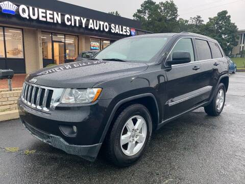 2011 Jeep Grand Cherokee for sale at Queen City Auto Sales in Charlotte NC