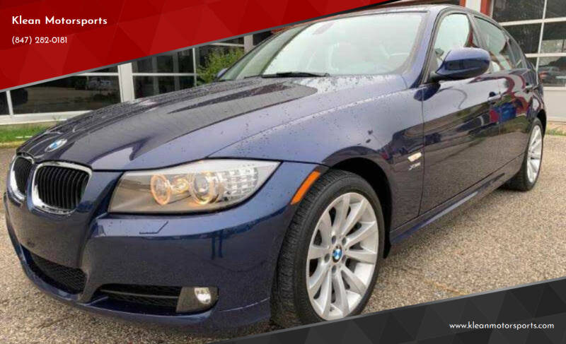 2011 BMW 3 Series for sale at Klean Motorsports in Skokie IL