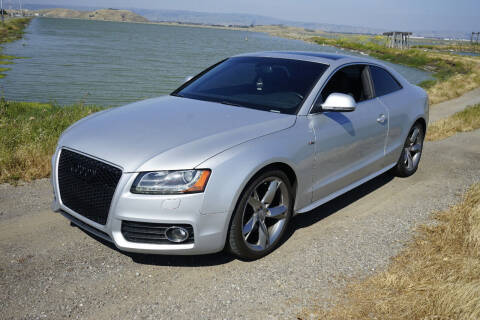 2008 Audi A5 for sale at Sports Plus Motor Group LLC in Sunnyvale CA