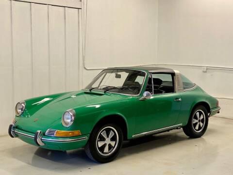 1970 Porsche 911 T Targa for sale at Gallery Junction in Orange CA