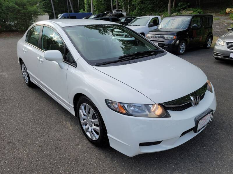 2011 Honda Civic for sale at Ramsey Corp. in West Milford NJ