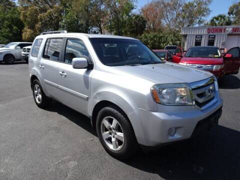 2011 Honda Pilot for sale at DONNY MILLS AUTO SALES in Largo FL