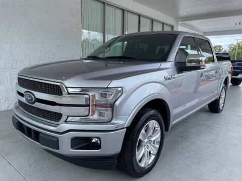 2020 Ford F-150 for sale at Powerhouse Automotive in Tampa FL