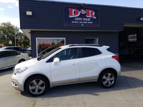 2014 Buick Encore for sale at D & R Auto Sales in South Sioux City NE