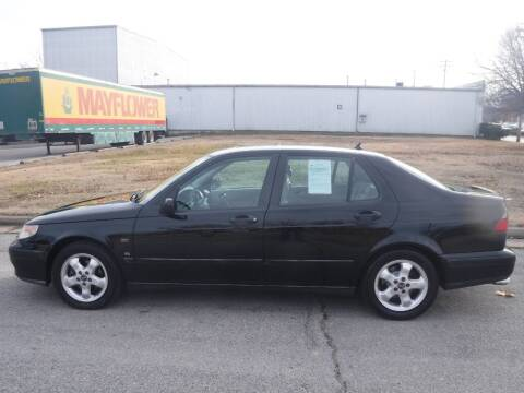 2001 Saab 9-5 for sale at ALL Auto Sales Inc in Saint Louis MO