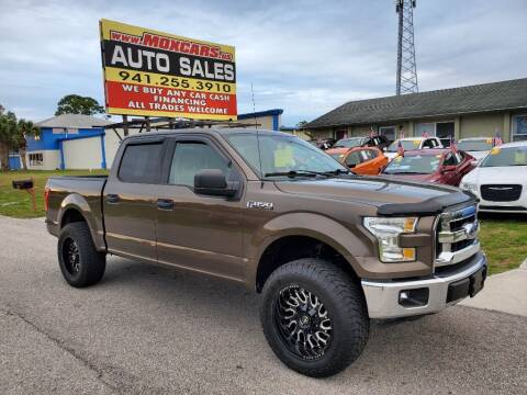 2017 Ford F-150 for sale at Mox Motors in Port Charlotte FL