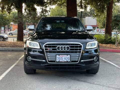 2014 Audi SQ5 for sale at CARFORNIA SOLUTIONS in Hayward CA