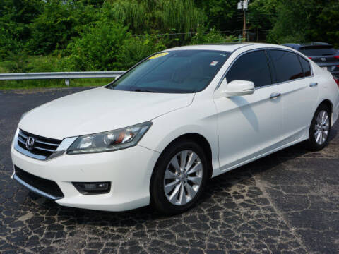 2014 Honda Accord for sale at Tom Roush Budget Westfield in Westfield IN