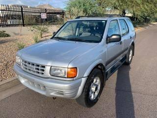 1999 Isuzu Rodeo for sale at Premier Motors AZ in Phoenix AZ