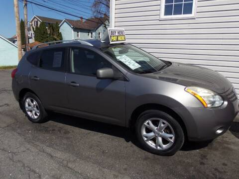 2009 Nissan Rogue for sale at Fulmer Auto Cycle Sales - Fulmer Auto Sales in Easton PA