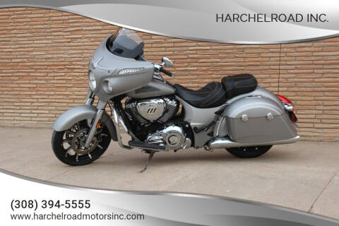 2017 Indian Chieftain Limited for sale at Harchelroad Inc. in Wauneta NE