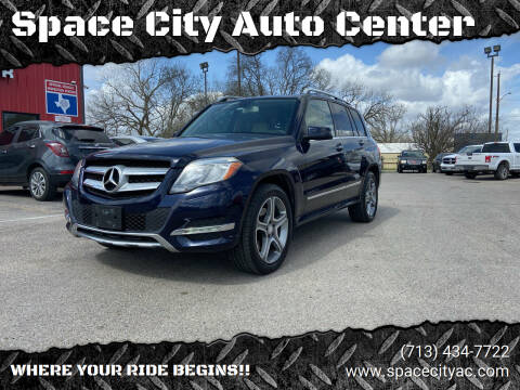 2014 Mercedes-Benz GLK for sale at Space City Auto Center in Houston TX