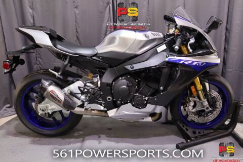 2017 Yamaha YZF-R1 for sale at Powersports of Palm Beach in Hollywood FL