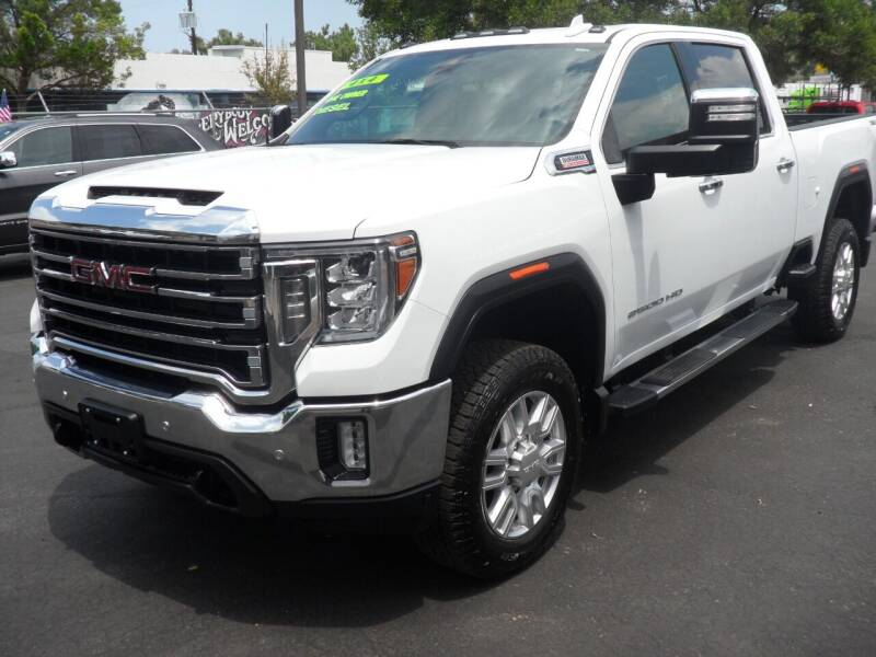 2020 GMC Sierra 2500HD for sale at T & S Auto Brokers in Colorado Springs CO
