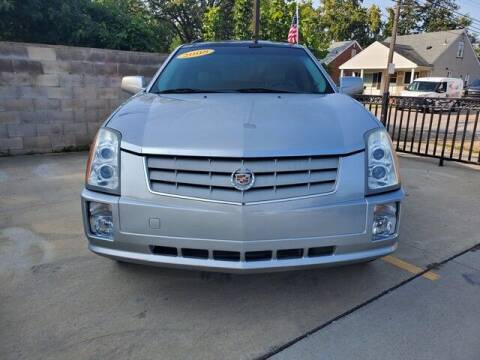 2008 Cadillac SRX for sale at Great Ways Auto Finance in Redford MI