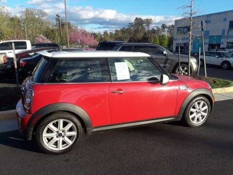 2011 MINI Cooper for sale at M & M Auto Brokers in Chantilly VA