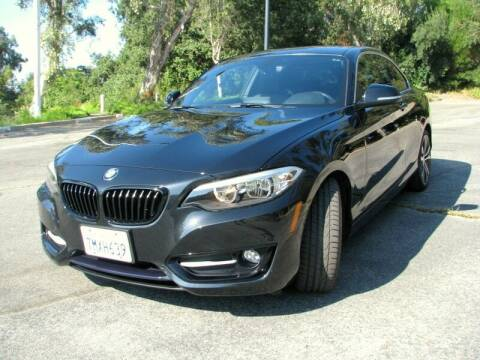 2015 BMW 2 Series for sale at Used Cars Los Angeles in Los Angeles CA