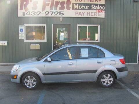 2008 Kia Rio for sale at R's First Motor Sales Inc in Cambridge OH