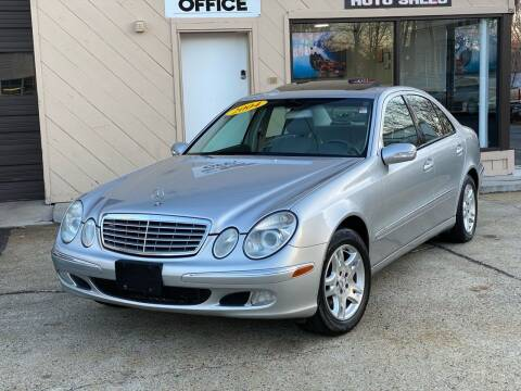 2005 Mercedes-Benz E-Class for sale at Eagle Auto Sales LLC in Holbrook MA
