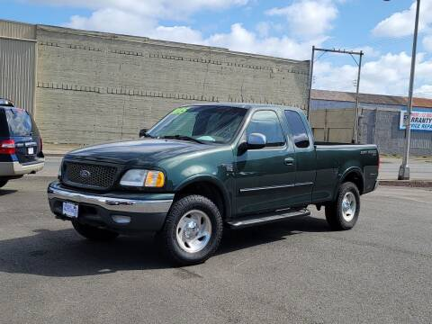 2001 Ford F-150 for sale at Aberdeen Auto Sales in Aberdeen WA