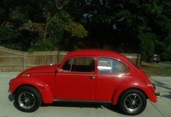 1972 Volkswagen Super Beetle for sale in Hobart, IN