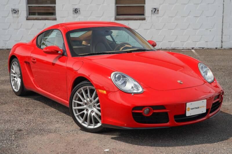 2007 Porsche Cayman for sale at Vantage Auto Wholesale in Moonachie NJ