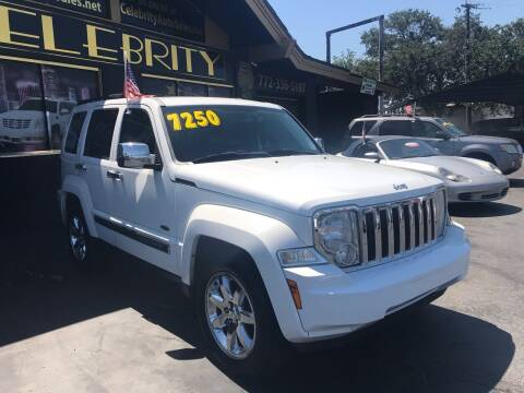 2012 Jeep Liberty for sale at Celebrity Auto Sales in Port Saint Lucie FL