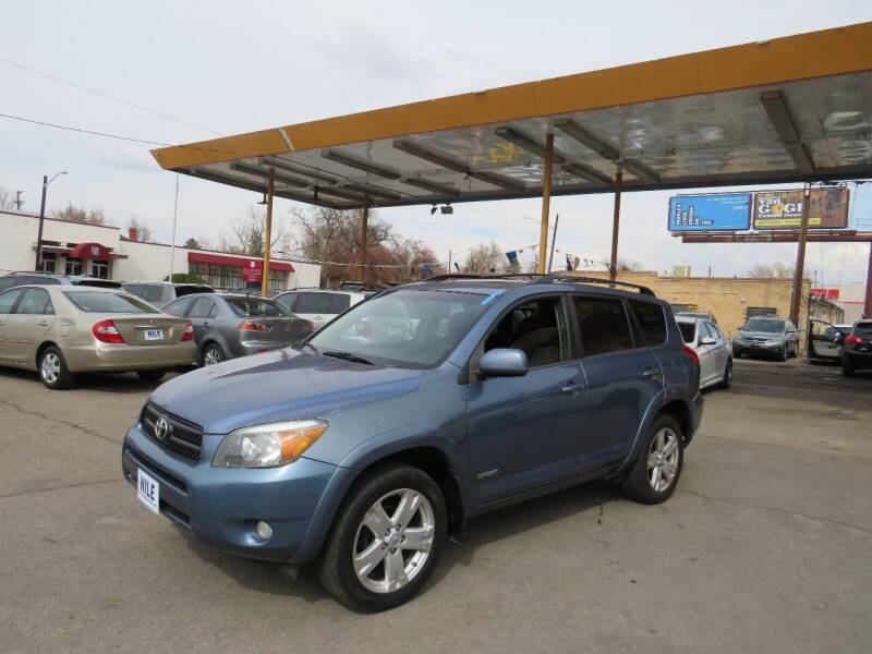 2007 Toyota RAV4 for sale at Nile Auto Sales in Denver CO