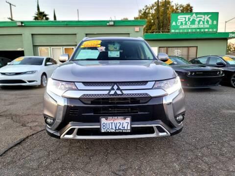 2019 Mitsubishi Outlander for sale at Stark Auto Sales in Modesto CA