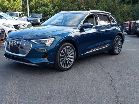 2019 Audi e-tron for sale at Automall Collection in Peabody MA