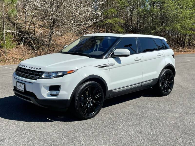 2012 Land Rover Range Rover Evoque for sale at Turnbull Automotive in Homewood AL