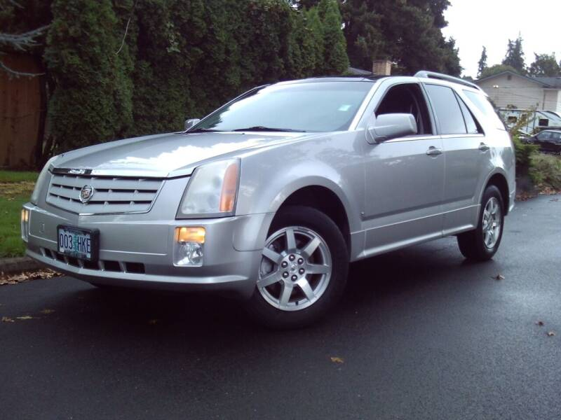2008 Cadillac SRX for sale at Redline Auto Sales in Vancouver WA