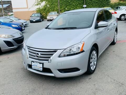 2013 Nissan Sentra for sale at MotorMax in Lemon Grove CA