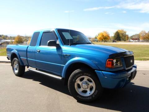 2002 Ford Ranger for sale at Nations Auto in Lakewood CO