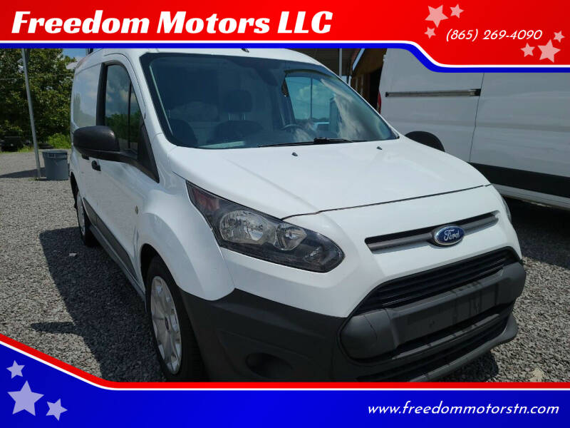 2016 Ford Transit Connect Cargo for sale at Freedom Motors LLC in Knoxville TN